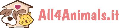 All4animals - I migliori prodotti per gli animali