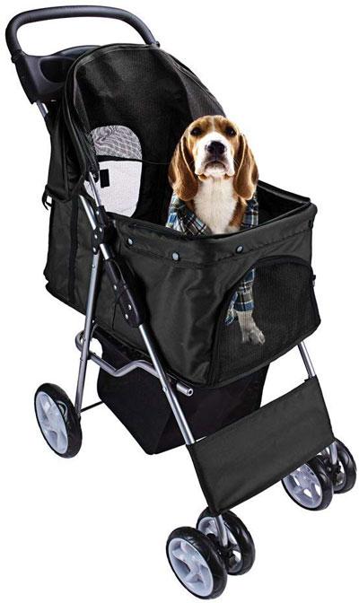 display4top passeggino per cani migliore